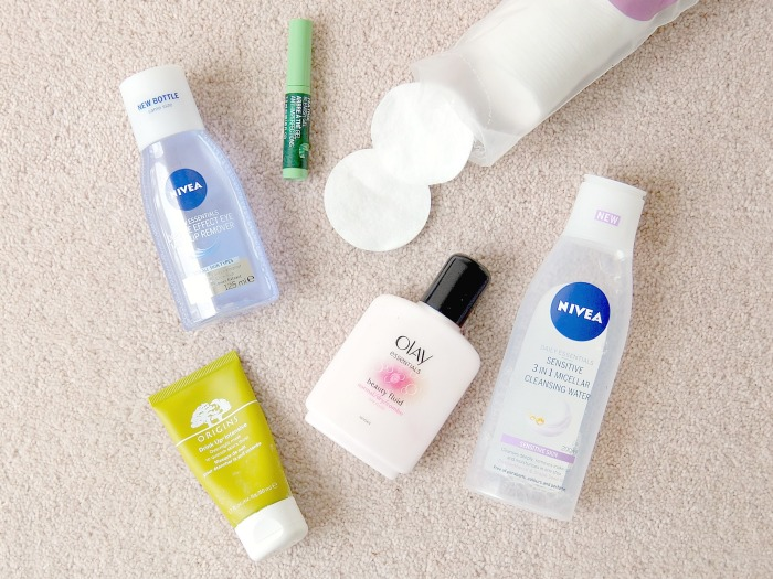 My Current Skincare Products
