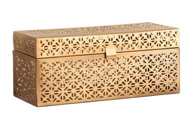 H&M Metal Cut-out Box